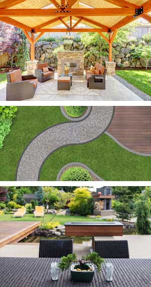 Landscape Design Swansea